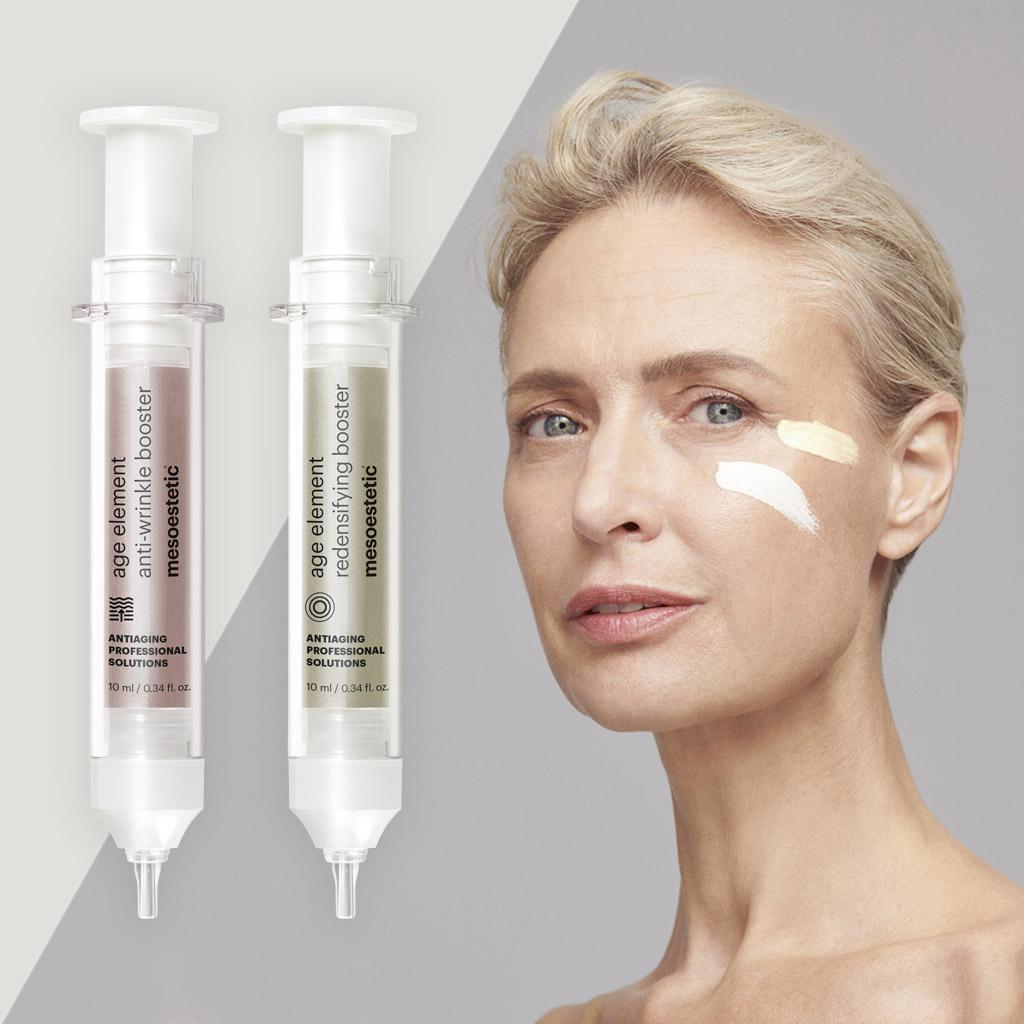 age element® traitement antiaging complet et personnalisable