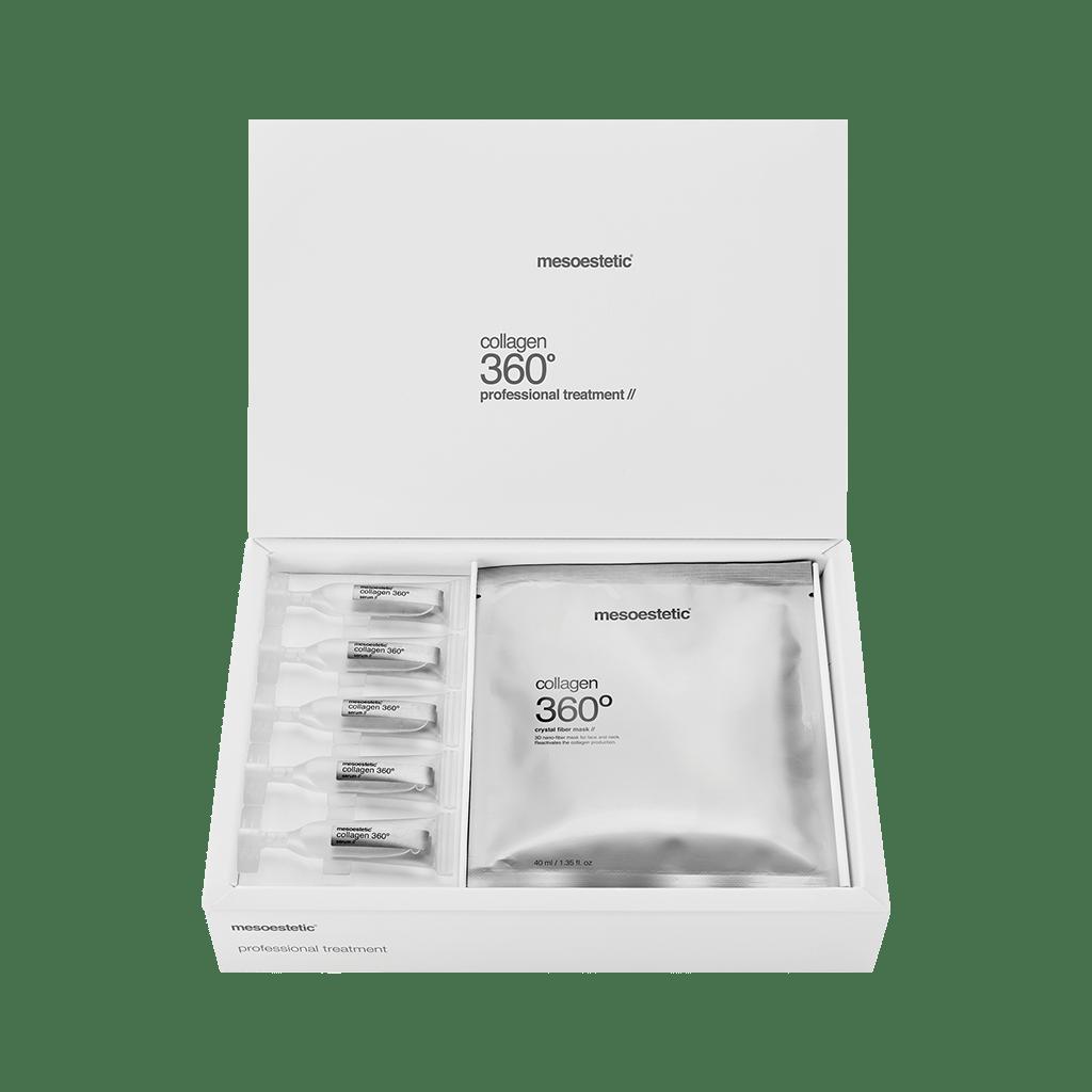 collagen 360º traitement esthétique raffermissant