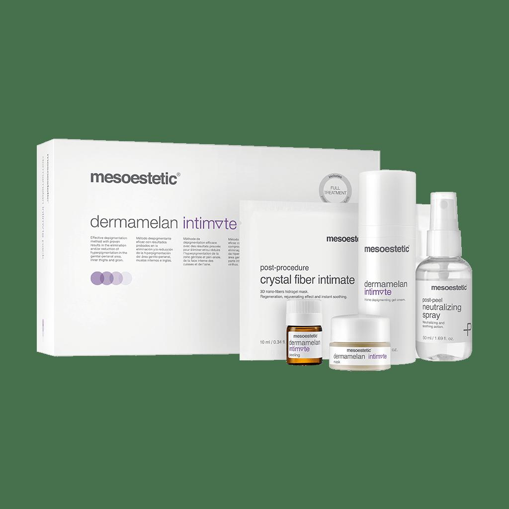 dermamelan® intimate méthode de dépigmentation